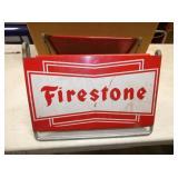 16X10 FIRESTONE TIRES DISPLAY