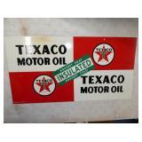 VIEW 4 SIDE 2 TEXACO MOTOR OIL