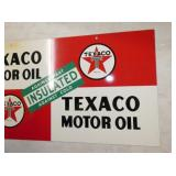 VIEW 5 SIDE 2 RIGHTSIDE TEXACO SIGN