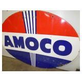 VIEW 6 84X60 AMOCO SIGN