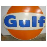VIEW 3 6FT. GULF INSERT SIGN