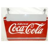60X48 PORC. COCA COLA SWINGER SIGN