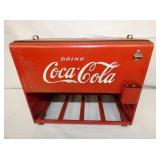 ORG. 12X10 COCA COLA SAMPLE COOLER