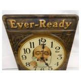 VIEW 2 EVER-READY EMB CLOCK