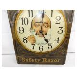 VIEW 3 EMB EVER-READY RAZOR CLOCK