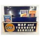 18X14 GULF MAP DISPLAY
