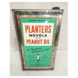 5G. PLANTERS PEANUT OIL CAN