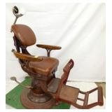 VIEW 4 SS WHITE CHILDS DENTAL CHAIR