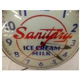 VIEW 2 ICE CREAM & MILK CLOCK
