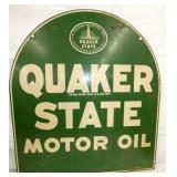 VIEW 2 OTHERSIDE QUAKER STATE MOTOR OIL