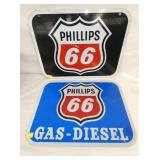 24X18 PHILLIPS 66 ROAD SIGNS