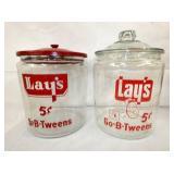 LAYS 5CENT STORE JARS