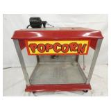 28X24 WORKING POPCORN MACHINE