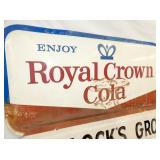 VIEW 3 LEFTSIDE ROYAL CROWN COLA