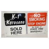 16X18 K-1 KEROSENE FLANGES