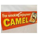 VIEW 3 LEFTSIDE CAMEL CIGARETTE SIGN