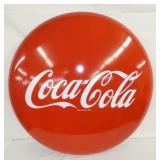 36IN. PORC COKE BUTTON