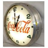VIEW 4 RIGHTSIDE COKE CLOCK