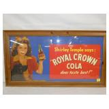 35X20 SHIRLEY TEMPLE RC CARDBOARD