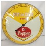 12IN. HOT OR COLD DR. PEPPER PAM THERM.