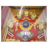 VIEW 5 CLOSE UP 1947 PINBALL