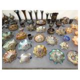 COLLECTION CARNIVAL GLASS