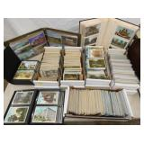 COLLECTION POSTCARDS