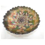 10IN. CARNIVAL PATTERN BOWL