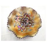 8IN. CARNIVAL PATTERN BOWL