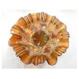 8IN, CARNIVAL PATTERN BOWL
