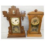 WALNUT KITCHEN CLOCKS