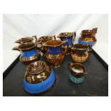 GROUP COPPER LUSTER