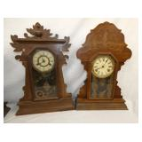COLLECTION EARLY CLOCKS