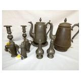 COLLECTION PEWTER