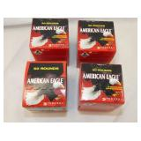 FEDERAL AMERICAN EAGLE 9MM 200 RDS