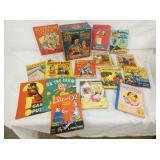 1939 CHILDRENS STORY BOOKS
