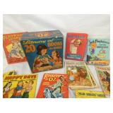 VIEW 2 CLOSEUP EARLY CHILDRENS BOOKS