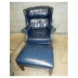 PARLOR CHAIR W/ ODAMEN
