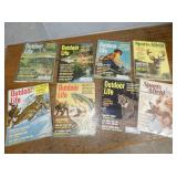 OUTDOOR LIFE MAGIZINES