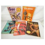 COLLECTION EARLY GUN MAGIZINES