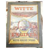 WITTE ENGINE WORKS