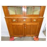 VIEW 3 W/ 3 DRAWERS/PANEL DOORS