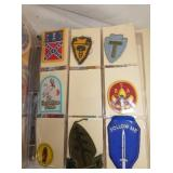 VIEW 6 SCOUT PATCHES VARIOUS STATES