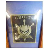 VIEW 2 3X4 GHOSTS MILITARY PATCH