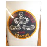 VIEW 3 4IN. US ELITE AIRBORNE PATCH