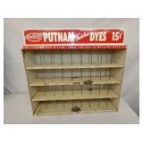 19X19 15CENT PUTNAM DYES CABINET