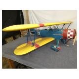 76X62 TOP FLIGHT #3 AIRPLANE MODEL