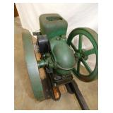 VIEW 4 JD TYPE E 1 1/2HP ENGINE