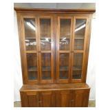 VIEW 2 TOP DOUBLE DOORS/PANEL GLASS
