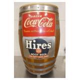 VIEW 3 OTHERSIDE COKE/HIRES SODA BARREL